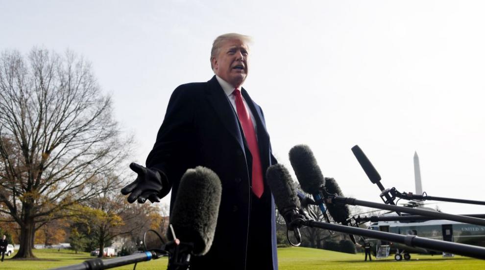 Вашингтон пост: През третата година на власт за Тръмп се очертават съдебни...