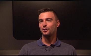 Димитър Кузманов: Целта през 2019 е участие в турнир от Големия шлем