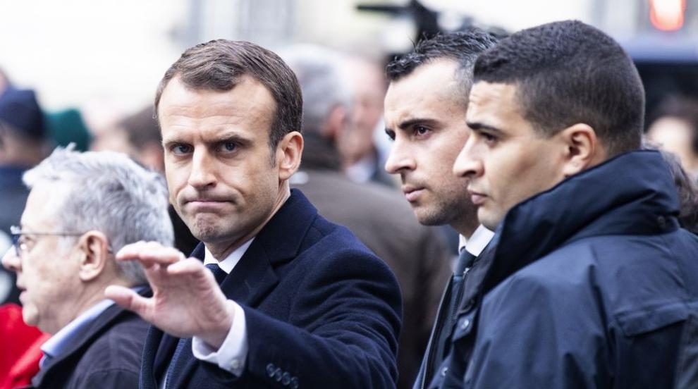 Макрон призова за спокойствие преди планираните за събота нови протести