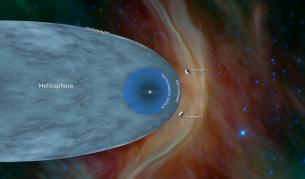 """""""Вояджър 1"""" засече монотонен шум отвъд Слънчевата система"""