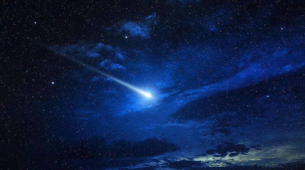 Най-ярката комета за годината преминава край Земята тази седмица