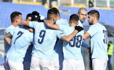 Заради пожар смениха часа на два мача от Първа лига