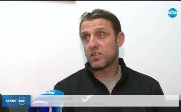 Треньор на Славия: Скандалът с Петков цели да го спре за Футболист на годината
