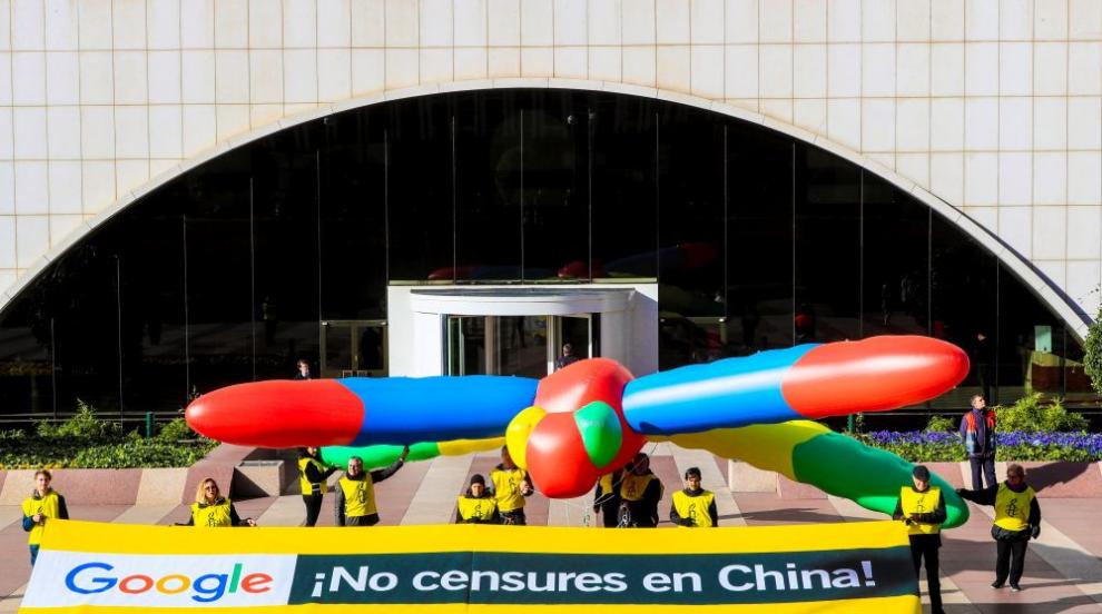 НПО-та настояват Google да се откаже от проекта си за търсачка в Китай