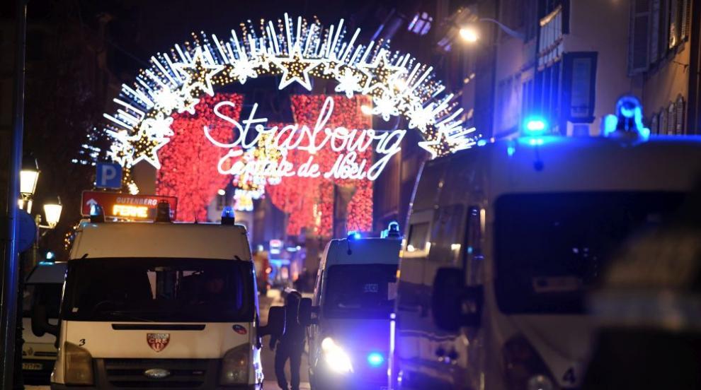 Четирима убити и 11 ранени при стрелба в Страсбург (ВИДЕО)