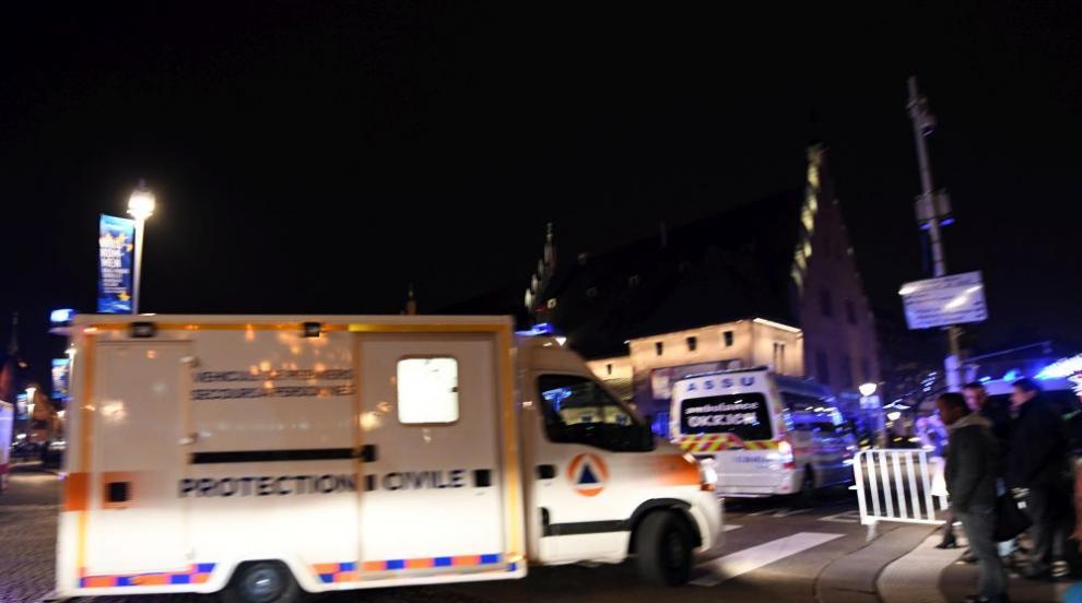 Терор в Страсбург: Три жертви и 12 ранени, издирват нападателя (ВИДЕО)