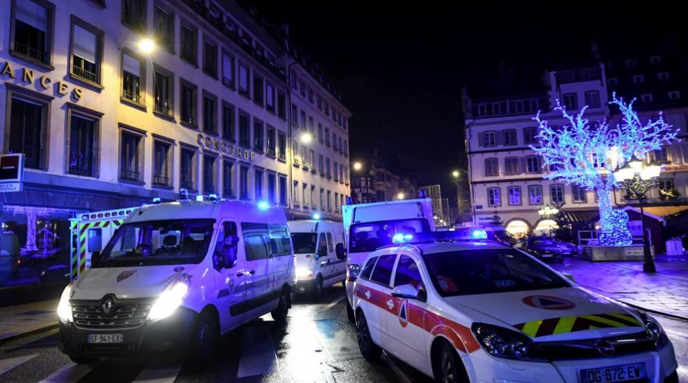 Стрелецът от Страсбург е в списък на френското разузнаване