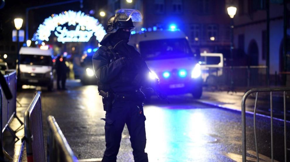 Италиански журналист е четвъртата жертва на терориста от Страсбург