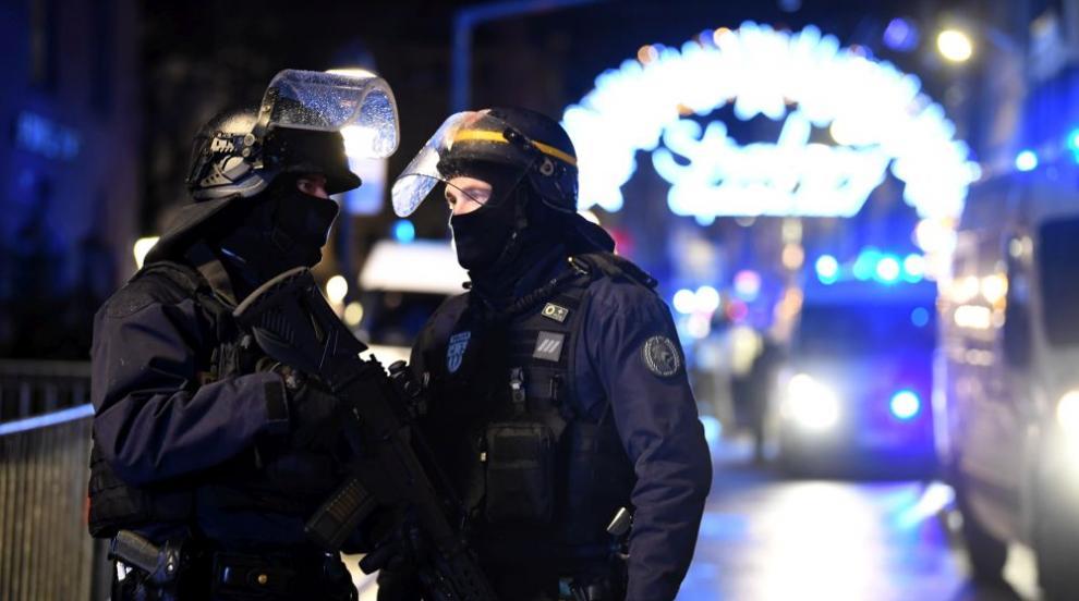 Френската полиция застреля нападателя от Страсбург