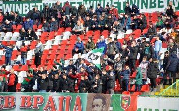 Нападател на Ботев Враца търси ново предизвикателство в Първа лига