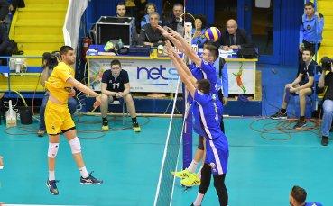 Нова порция волейболни емоции с двубои от Суперлигата и Купата на България