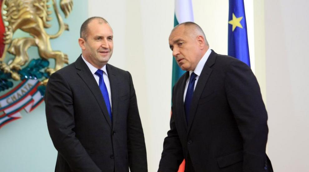 Президентът Радев разкритикува правителството заради кадровата политика