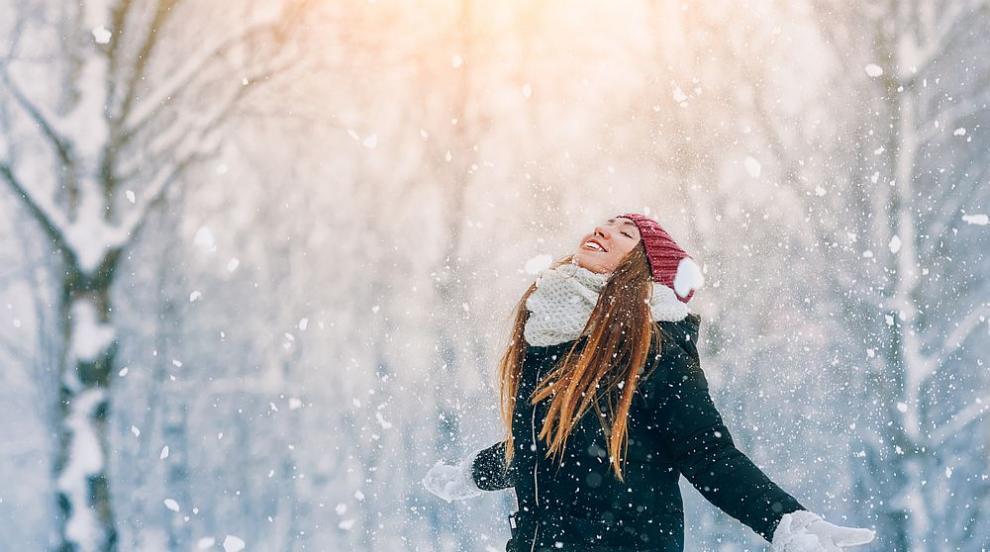 Шест любопитни факта за снега, които може би не знаете (ВИДЕО)