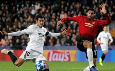 Швейцарци спряха Юве, Валенсия наказа Юнайтед
