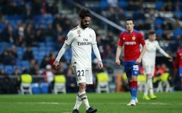 В Испания посочиха защо феновете на Реал освиркаха Иско
