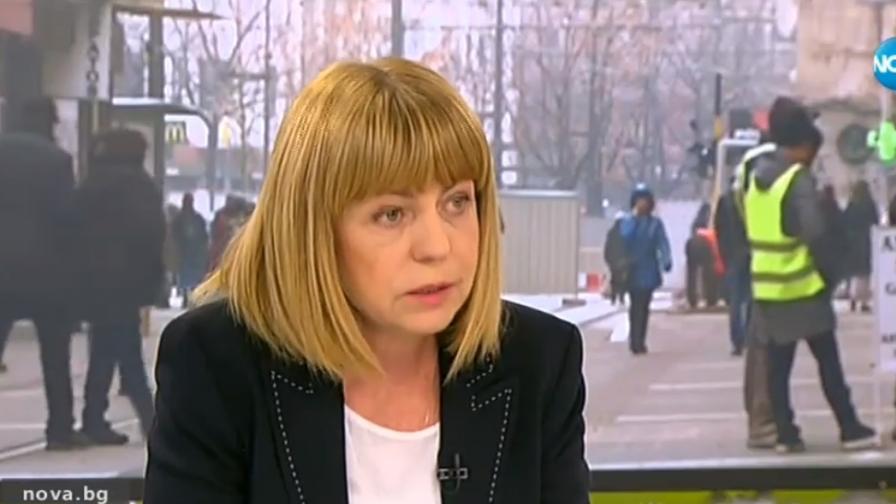 Има ли тонове изчезнали павета, коментира Фандъкова
