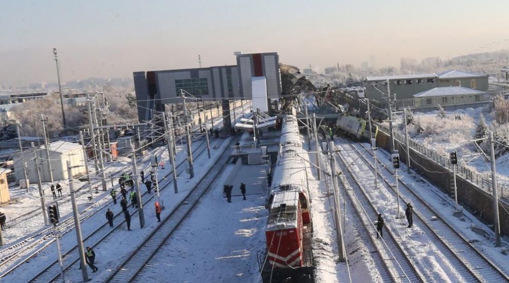 Расте броят на жертвите при жп катастрофата в Турция (СНИМКИ/ВИДЕО)