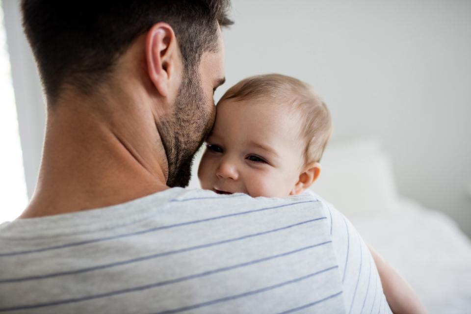 семейство с бебе