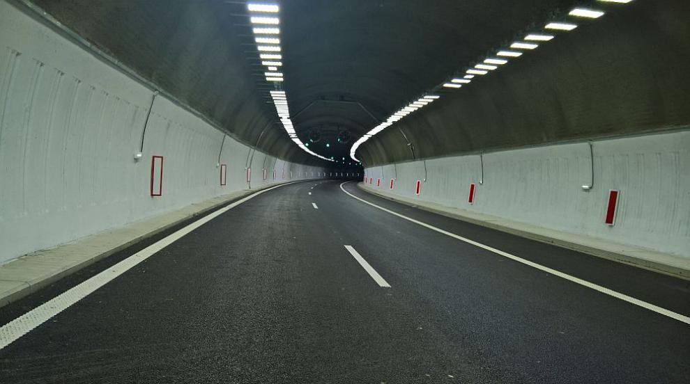 """Симулация на катастрофа и пожар затварят тунел """"Ечемишка"""""""