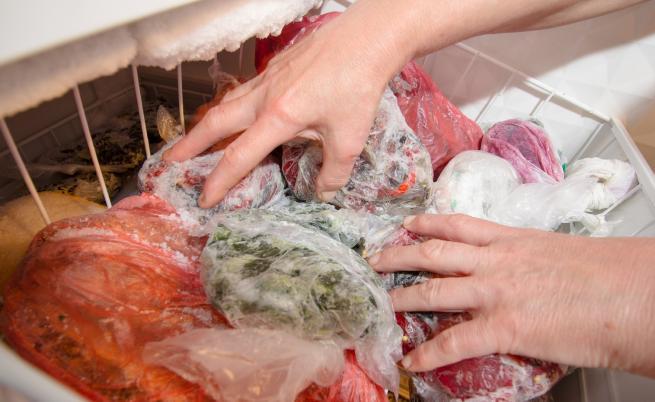 Как да замразяваме правилно месо (СНИМКИ)