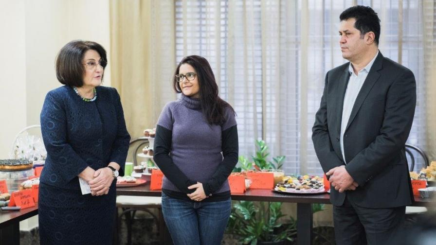 Екипът на Банка ДСК организира благотворителен коледен обяд