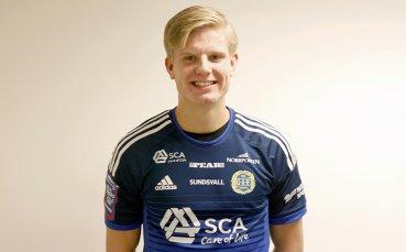 Швед идва за подпис с ЦСКА