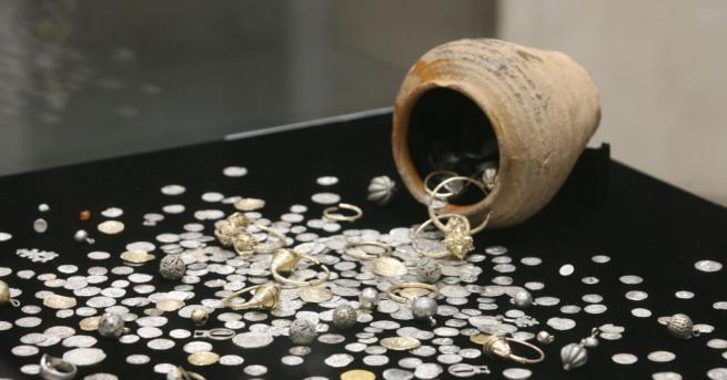 Националният исторически музей (НИМ) показва археологическите си открития през 2018