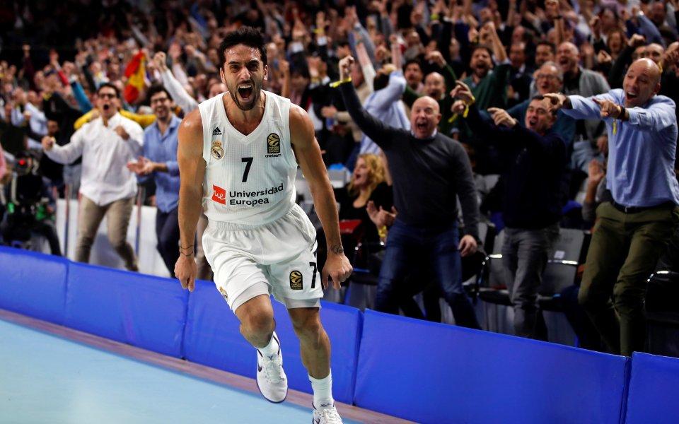 Кампацо напуска Реал Мадрид в края на ноември