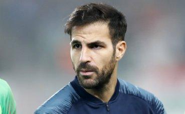 Фабрегас се застъпи за феновете на Челси