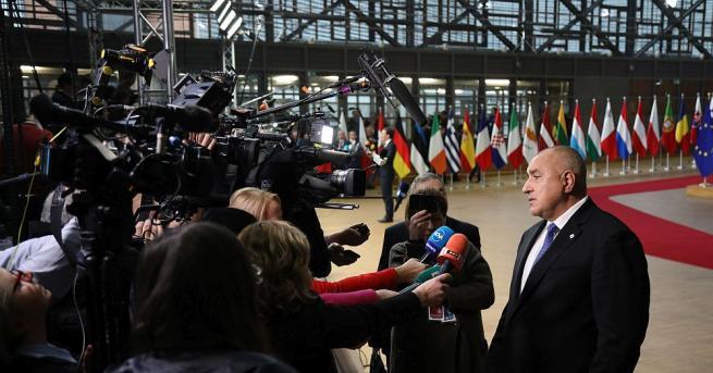 Премиерът Бойко Борисов изрази надеждата България да получи по-добри условия