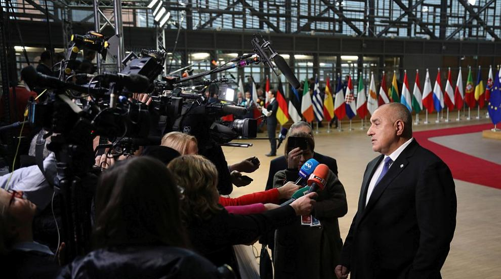 Борисов: Трябва ни боен самолет, който да може да влиза във военни действия...