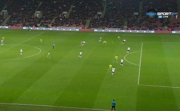 Шефийлд Юнайтед - УБА 1:1 /първо полувреме/