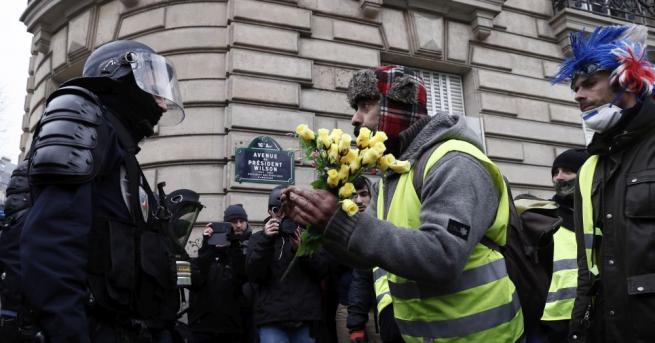Парижката полиция съобщи, че 21 души са задържани във френската
