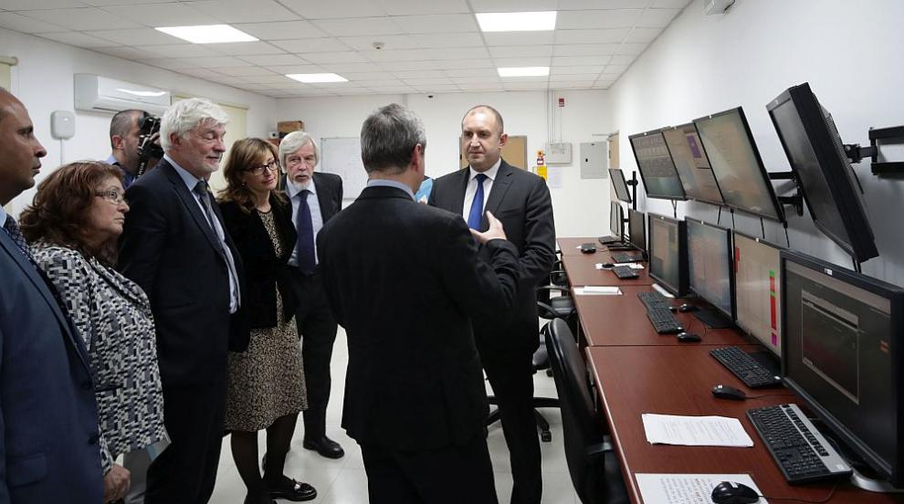 Румен Радев в Йордания: И на Балканите можем да имаме високотехнологичен...