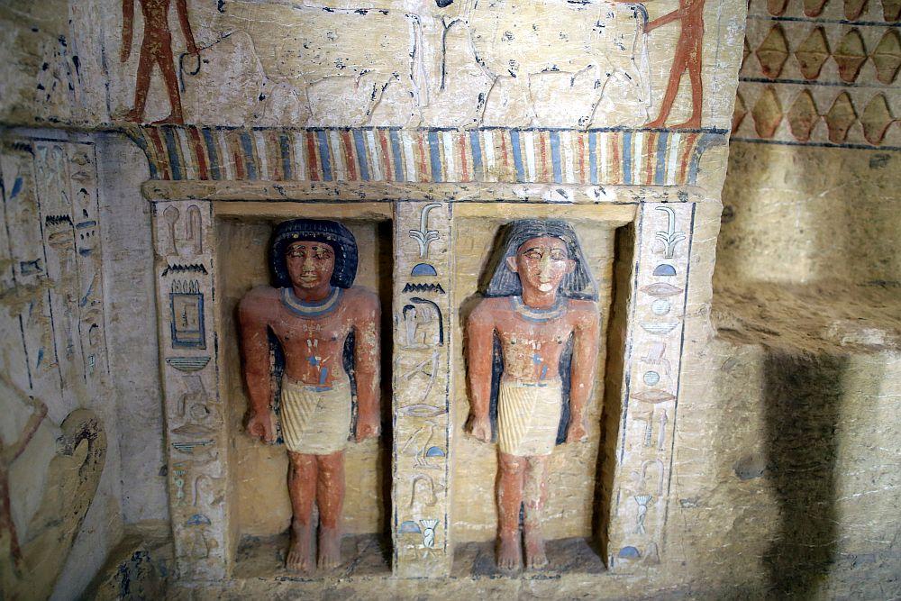 Гробница в Египет