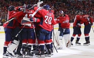 Вашингтон пречупи Бъфало в НХЛ, резултати
