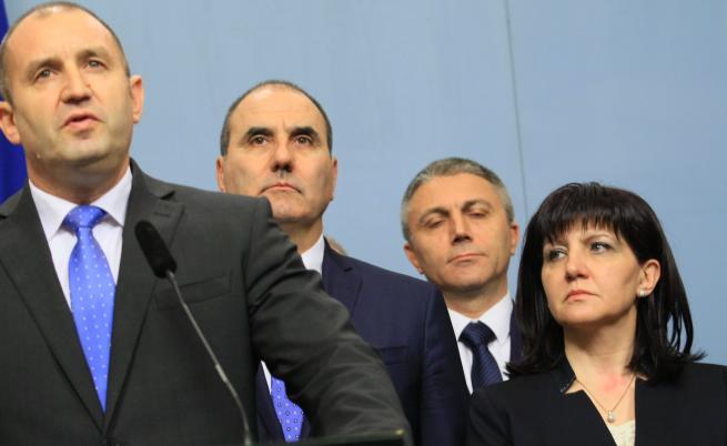 Цветанов към президента: Да каже как е финансирана кампанията му