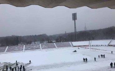Снежната Българска армия в снимки