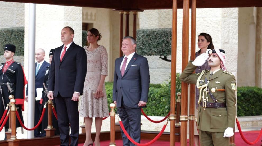 Радев в Аман: Диалогът с Йордания на ниво държавни глави трябва да...