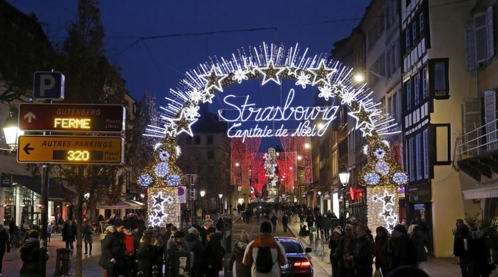 Жертвите на нападението в Страсбург станаха пет