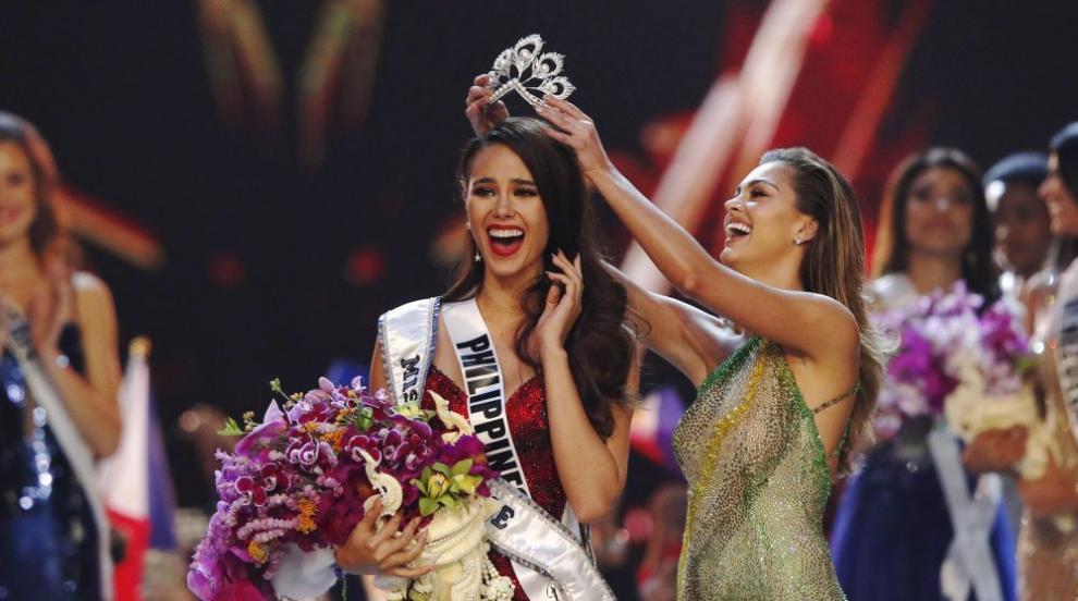 Филипинка е новата Мис Вселена (ВИДЕО/СНИМКИ)
