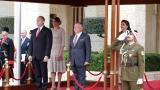 <p>Десислава Радева в тон с кралица Рания (СНИМКИ)</p>
