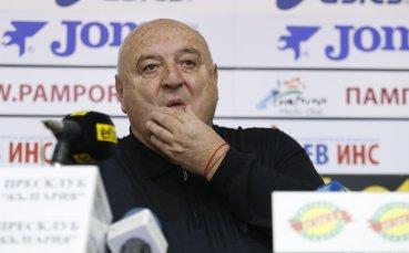 Венци Стефанов със сензационно разкритие за преговори с ЦСКА
