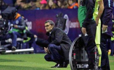 Валверде: Лион играе страхотно на контраатака