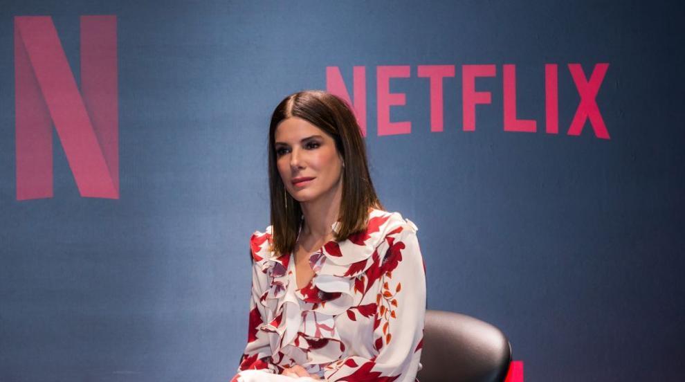 Сандра Бълок: Стриймването има положителен ефект върху филмовата индустрия