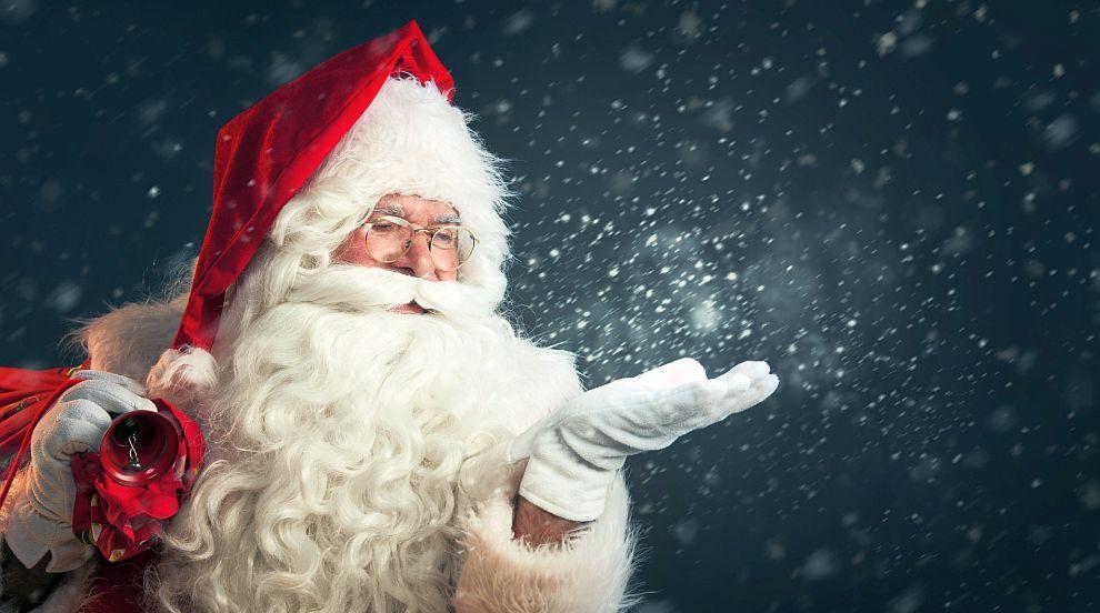 Дядо Коледа: Нашата приятелка природата е в беда, нека ѝ помогнем
