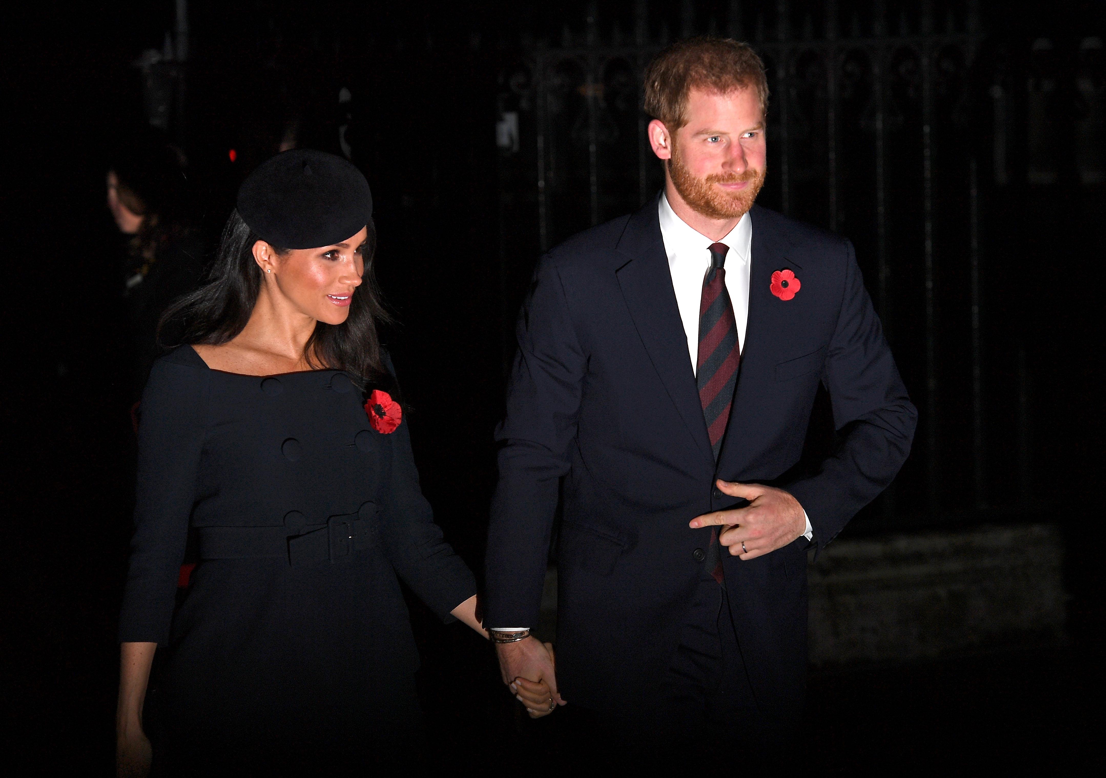 Новината, че принц Хари и Меган Маркъл ще станат родители за първи път през пролетта на 2019 г.