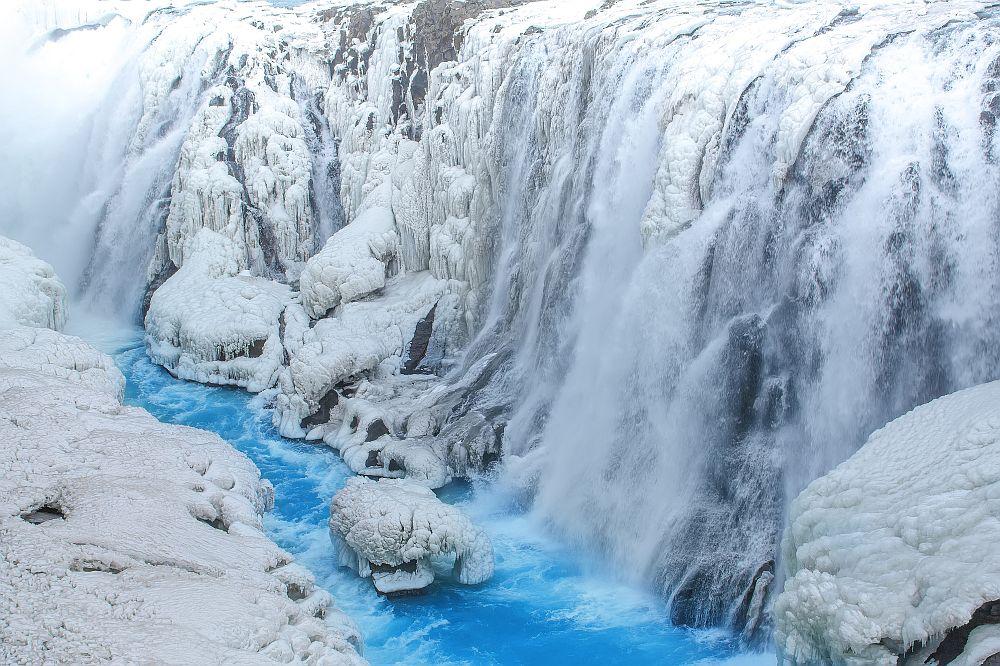 Гълфос, Исландия
