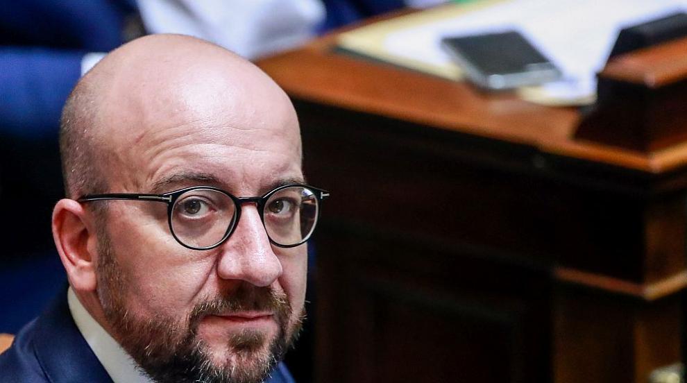 Белгийският премиер подаде оставка