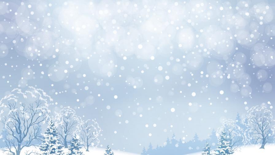 Студ и виелици в Източна България, времето за Коледа